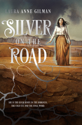 Cover of Silver on the Road by L A Gilman