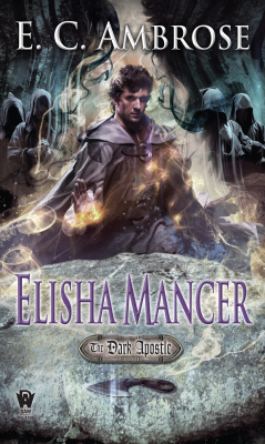 Elisha Mancer front cover