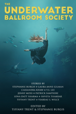 cover image for The Underwater Ballroom Society
