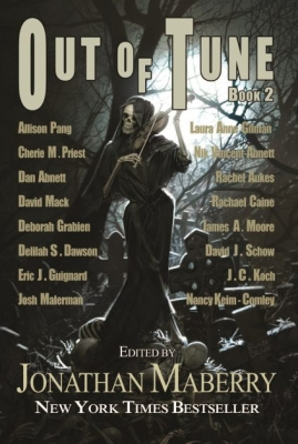 New Story!  New Anthology! OUT OF TUNE 2 now available!