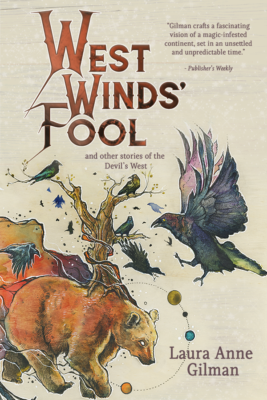 cover art for WEST WINDS FOOL