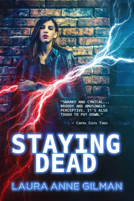 Retrievers #1: Staying Dead